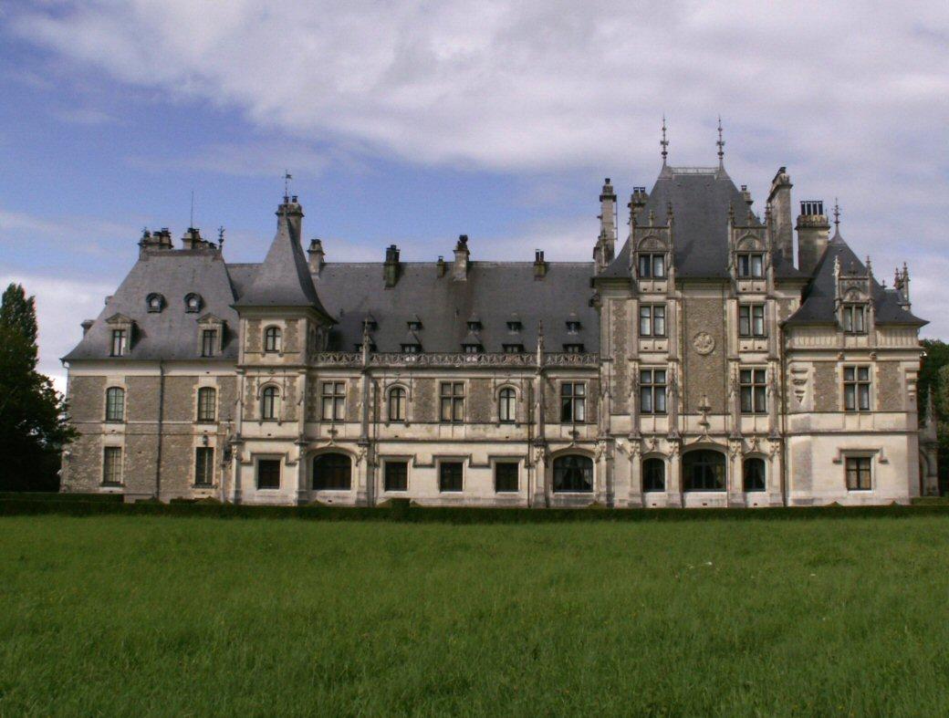 Château de Menetou